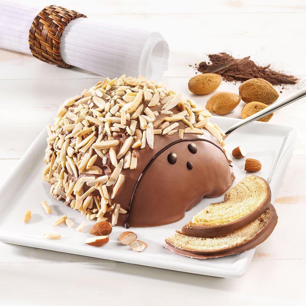 Baumkuchen Igel