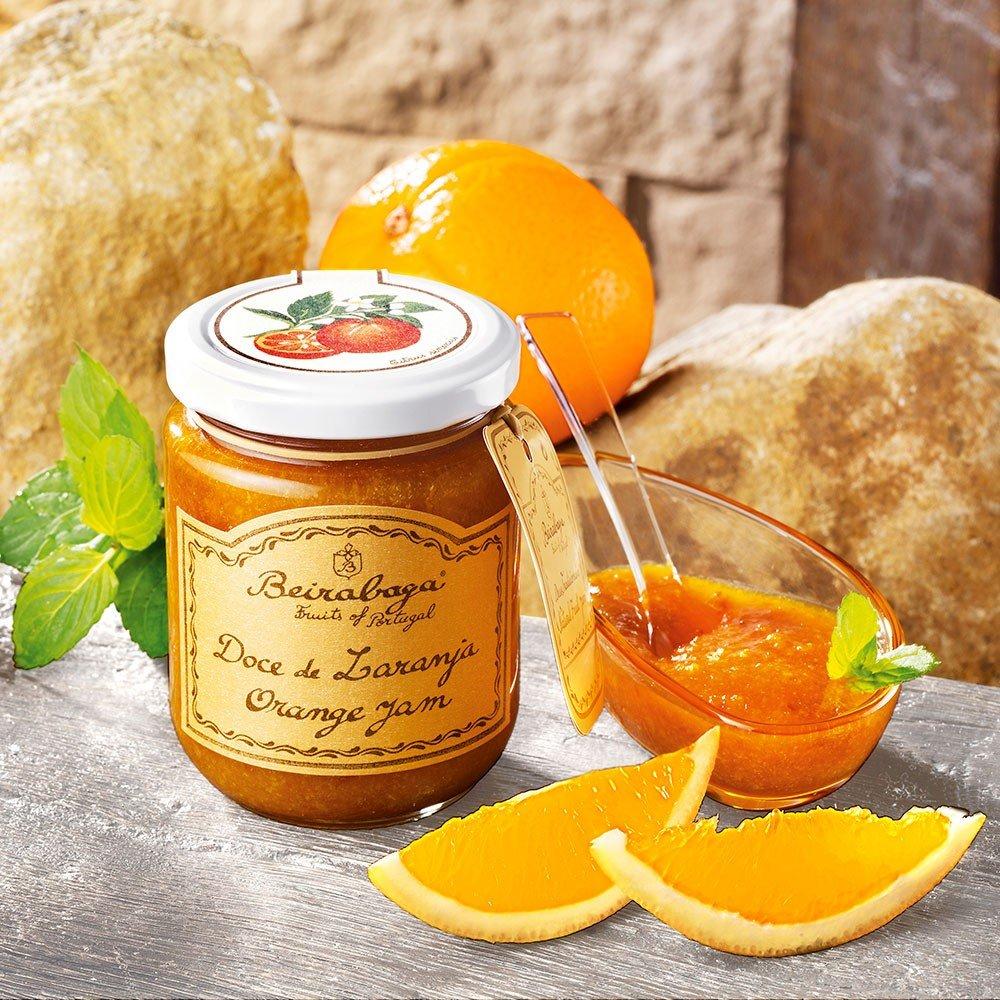 Orangenmarmelade aus Portugal
