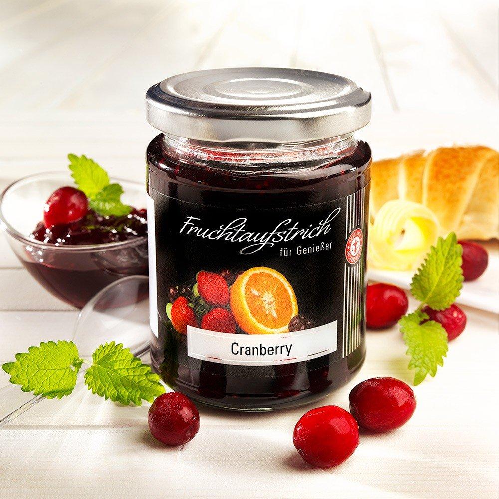 Fruchtaufstrich Cranberry