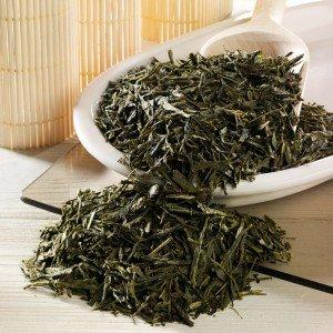 Rauf Tee Grüner Tee Sencha Blatt Bio