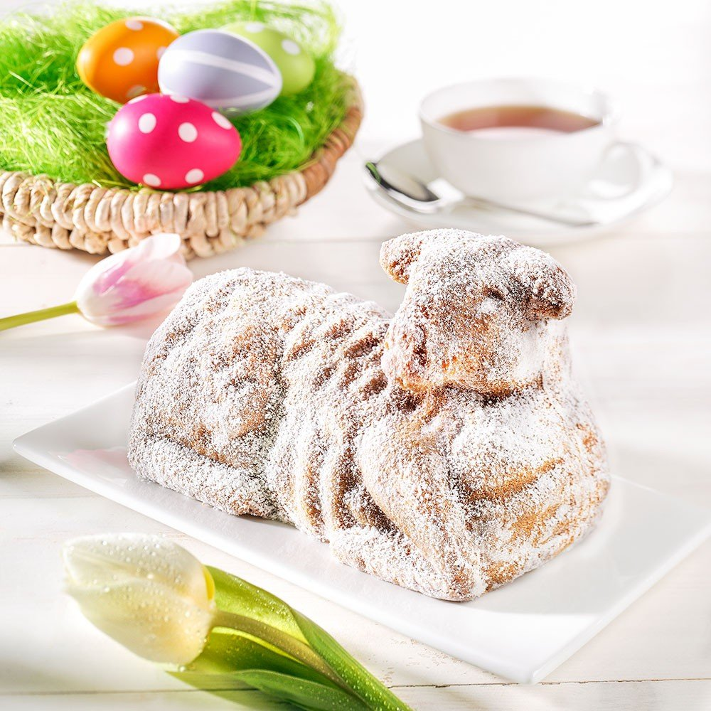 Osterlamm Kuchen