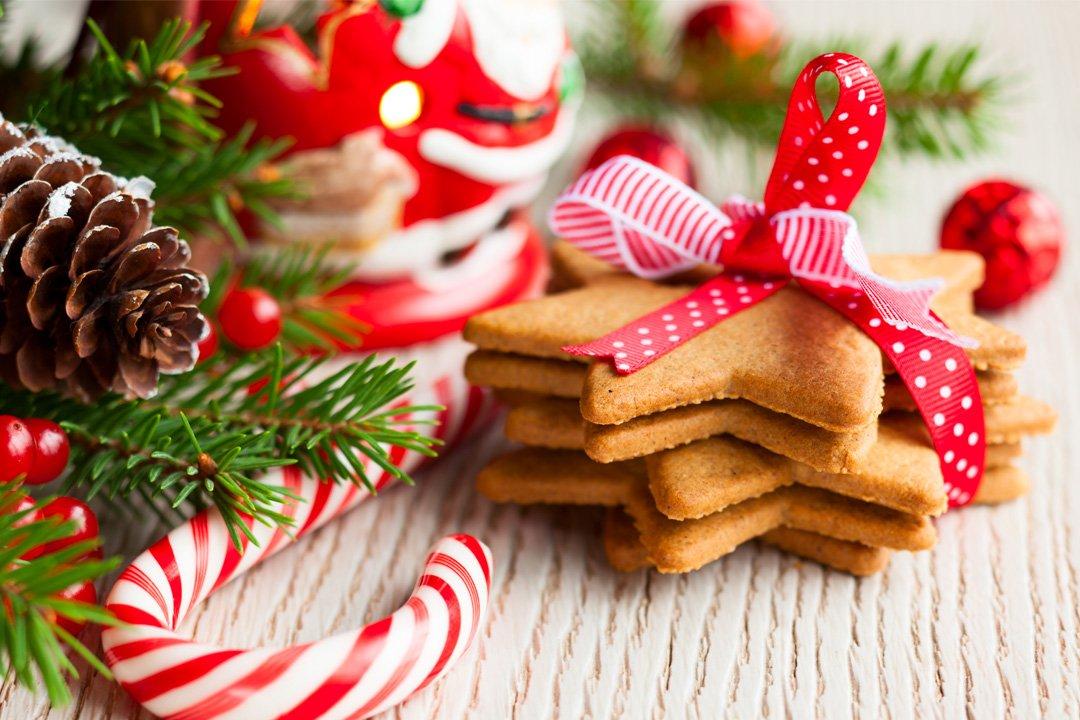 Kekse-Kuchen-Weihnachten