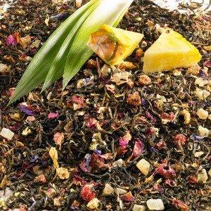 Tee der langen Freundschaft, Aromatisierter Weißer Tee