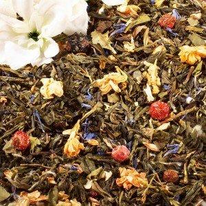 Ewiges Leben, Aromatisierter Grüner Tee