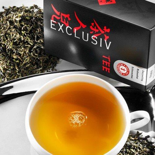 Schwarzer Tee Risheehat FTGFOP1 Darjeeling Bio