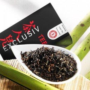 Schwarzer Tee Darjeeling Second Flush Lingia FTGFOP1 Bio