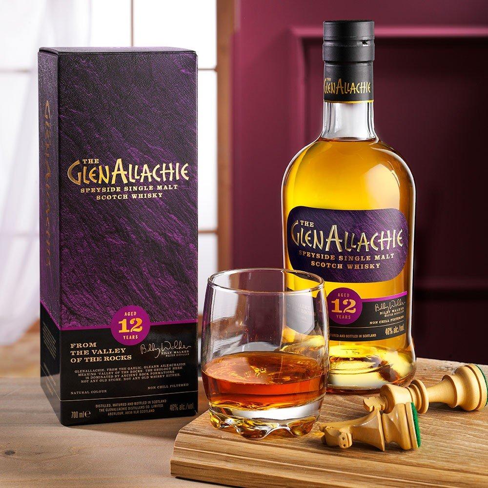 Whisky Glen Allachie 12 Jahre