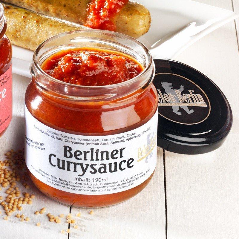 Berliner Currysauce Klassik