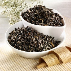 Rauf Tee Schwarzer Tee Bio China Yunnan