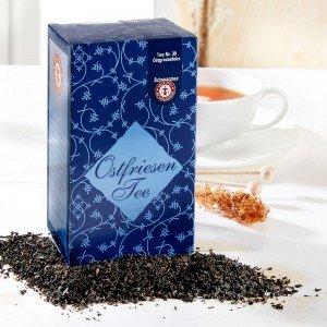 Tee Nr. 39 Schwarzer Tee Ostfriesland Ostgrossefehn