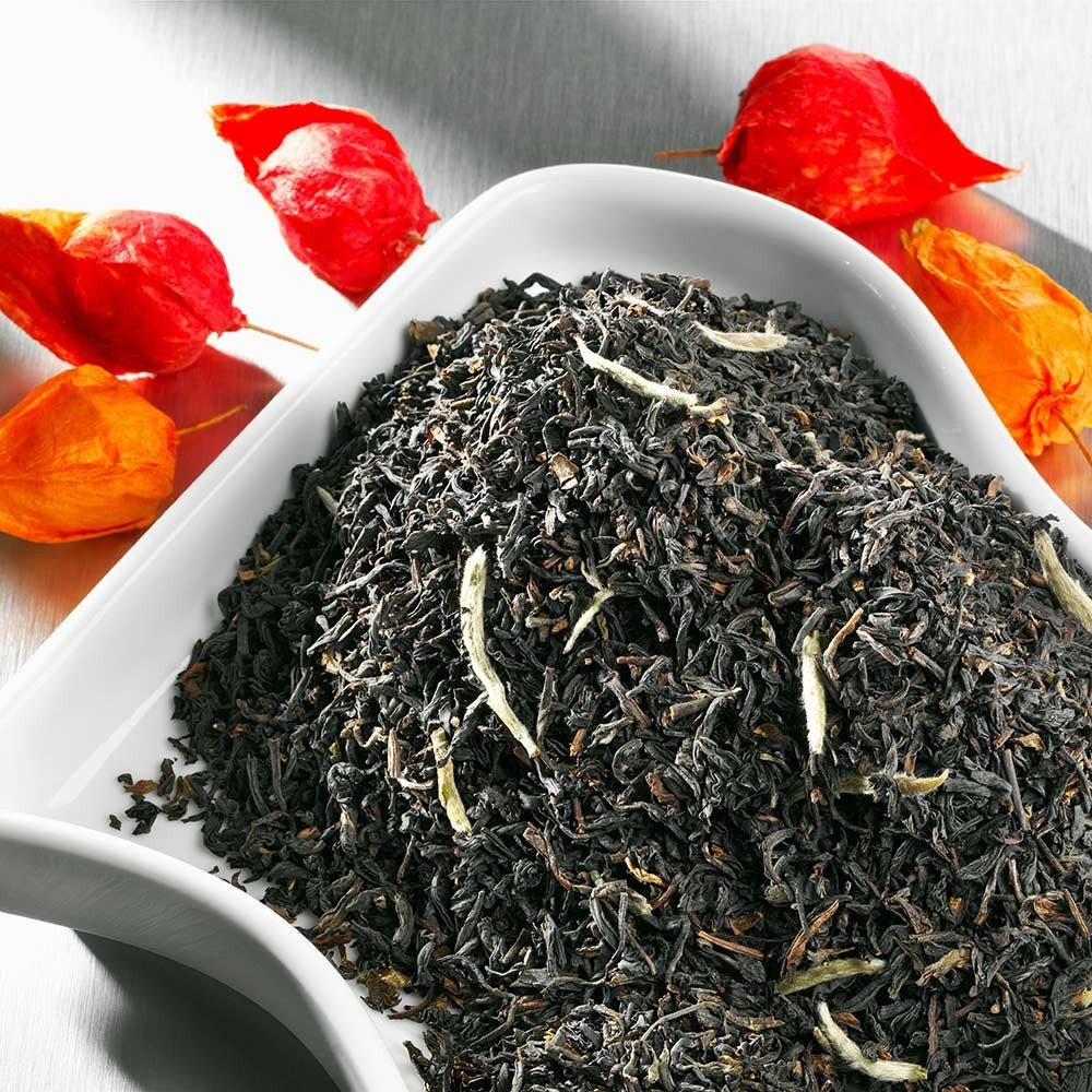 Tee Nr. 5 Schwarzer Tee China Souchong
