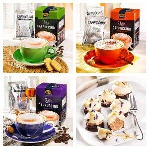 Cappuccino Set 4 für 3