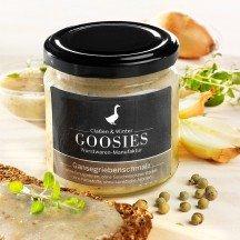 Goosies geese greaves dripping
