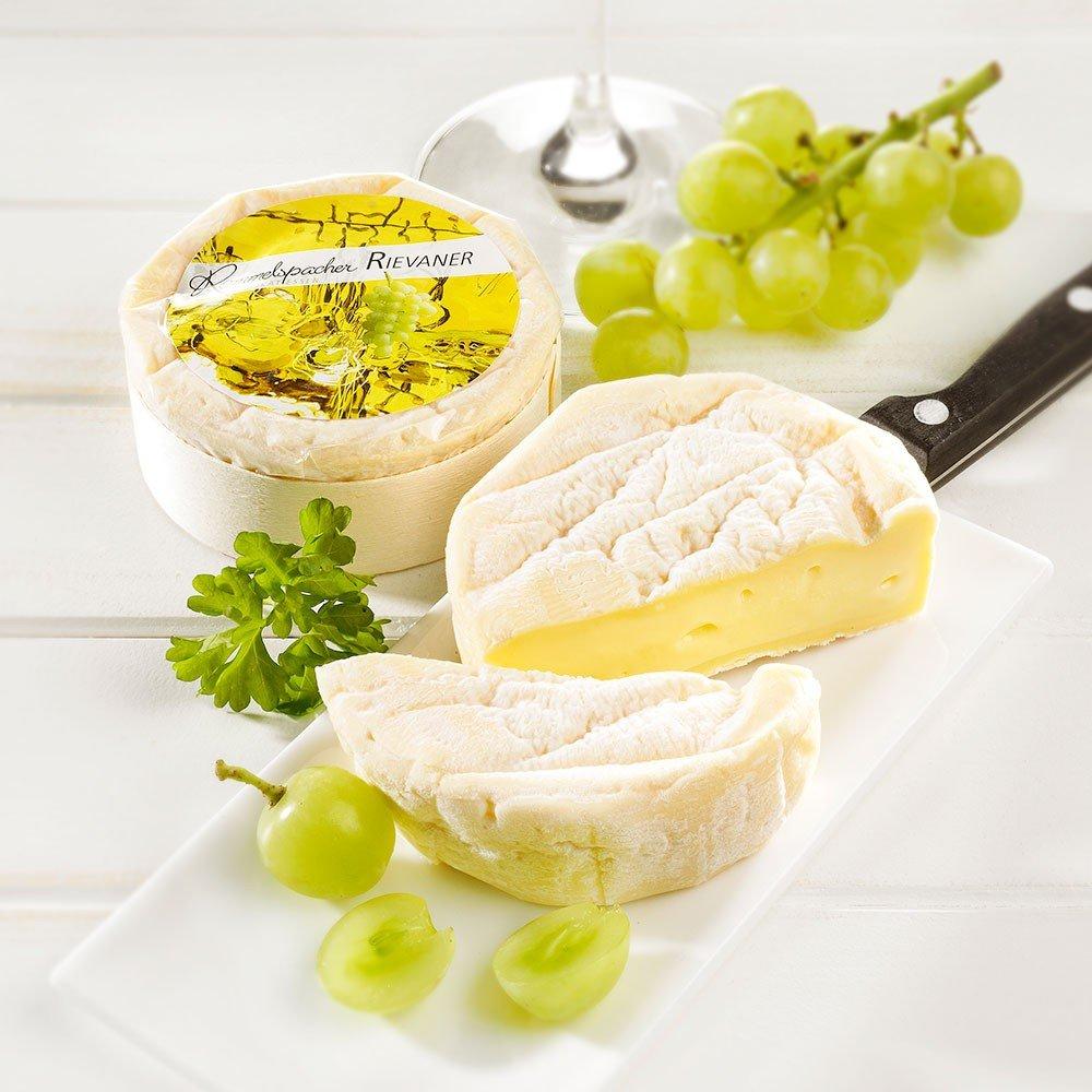 Rievaner Camembert mit Weißwein 2er-Set, im Stück