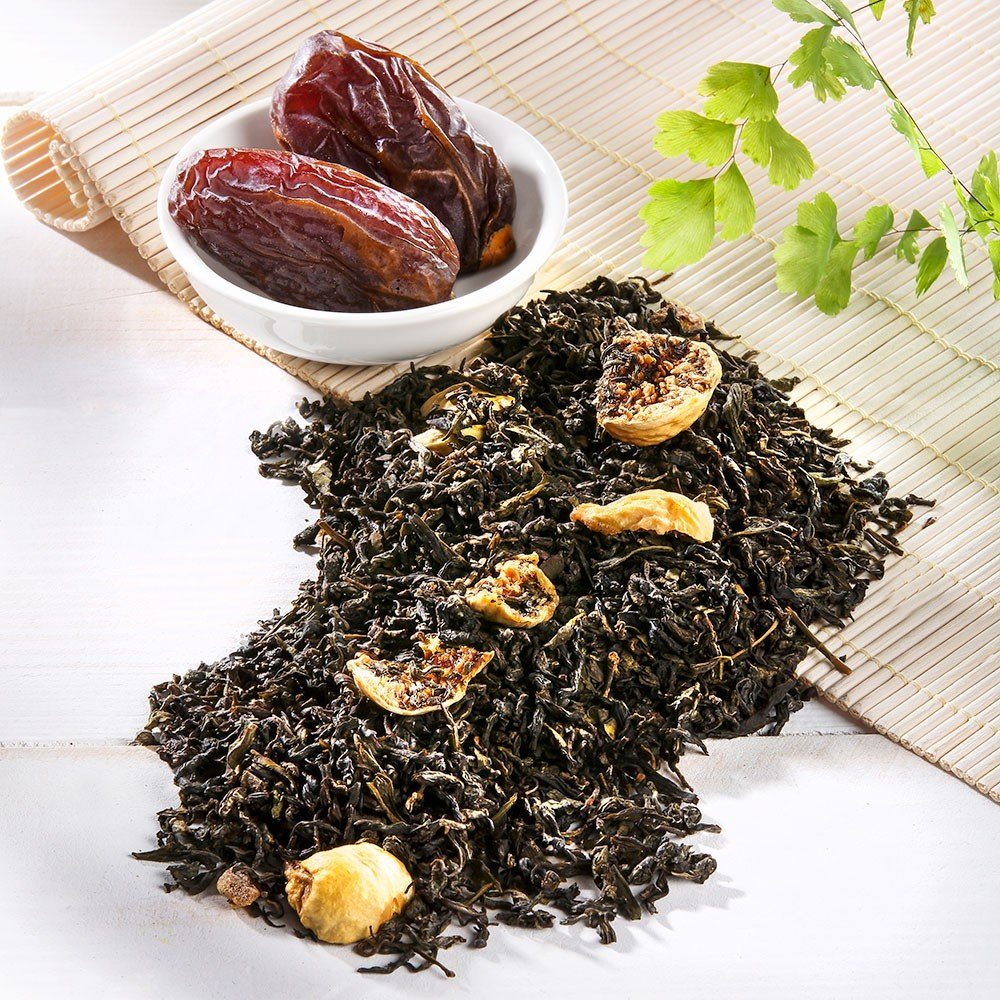 Grüner Tee Zauber des Orients