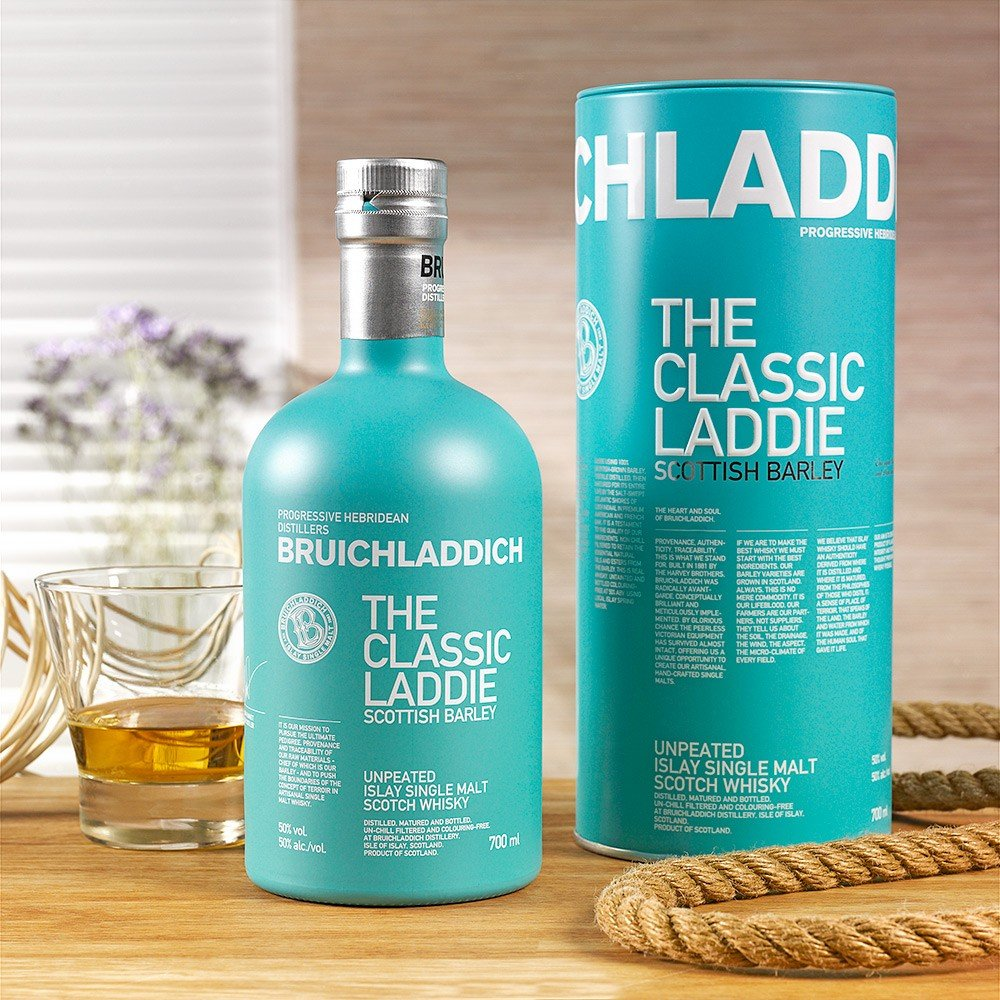Whisky Bruichladdich The Classic Laddie Scottis...