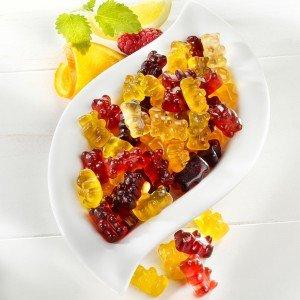 Fruchtgummi Fruchtsaftbärchen