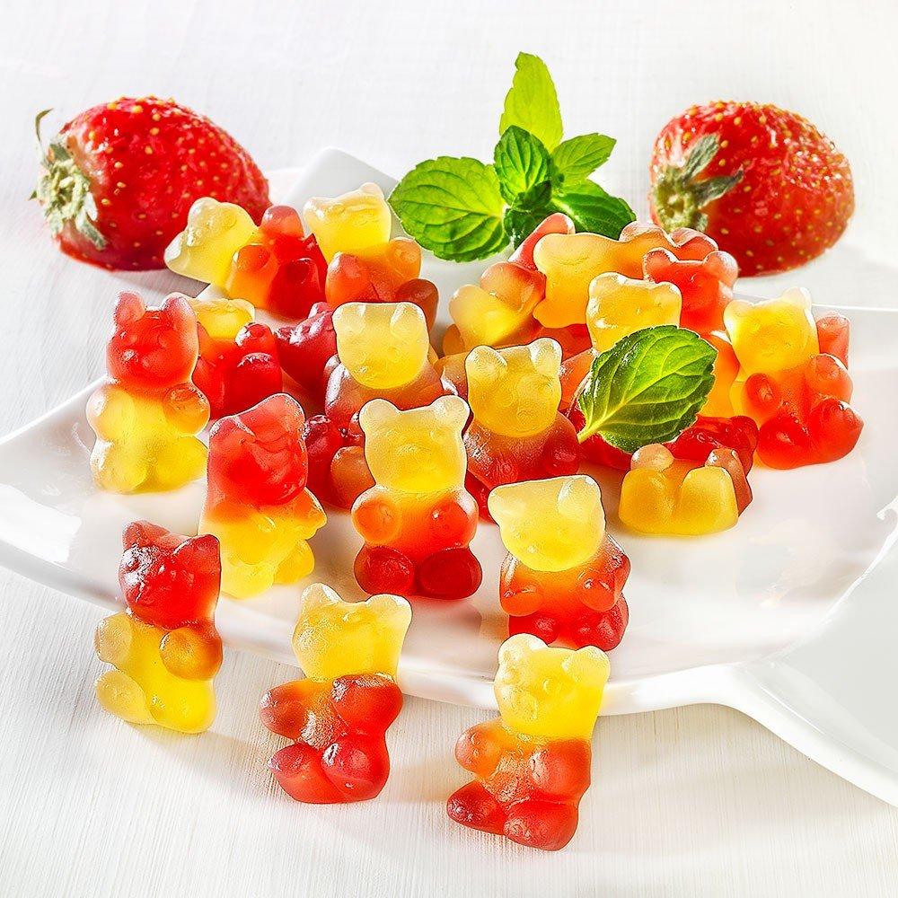 Erdbeer Joghurt Bärchen, 2er Set