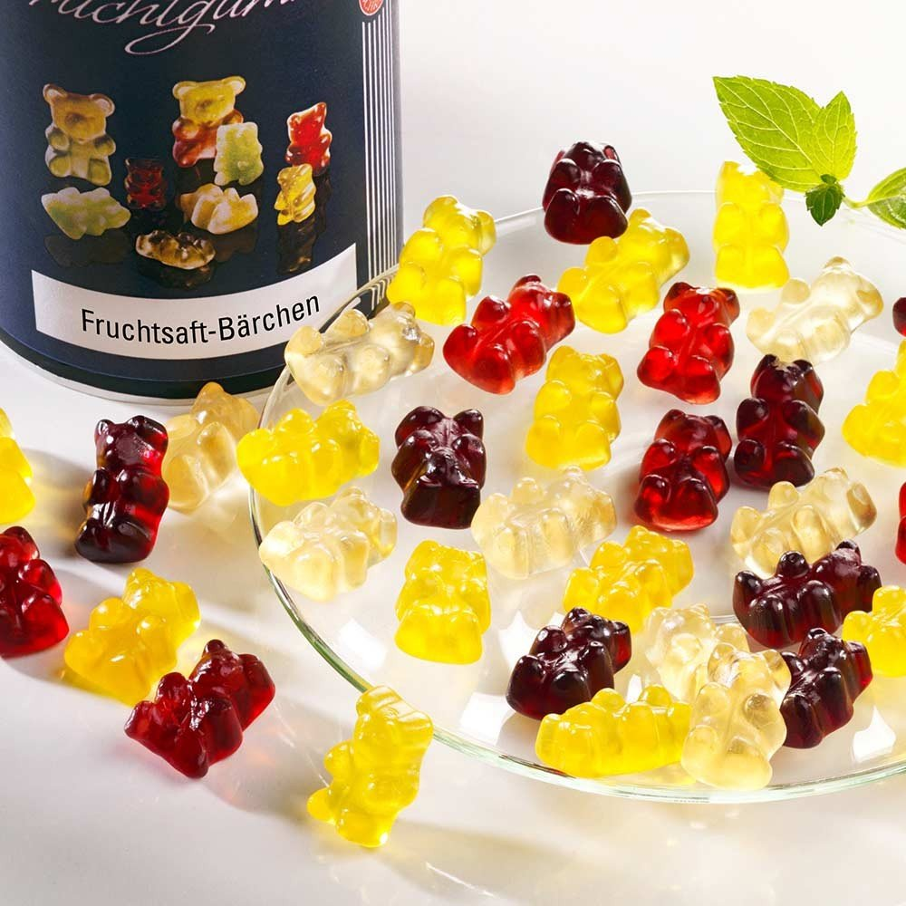Fruchtgummi Fruchtsaft-Bärchen