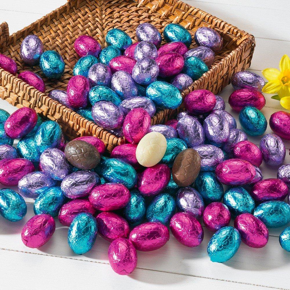 Schokoladenhasen zum Stapeln