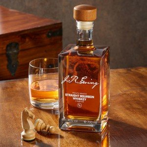 J.R. Ewing Private Reserve Bourbon Whiskey 4 Jahre