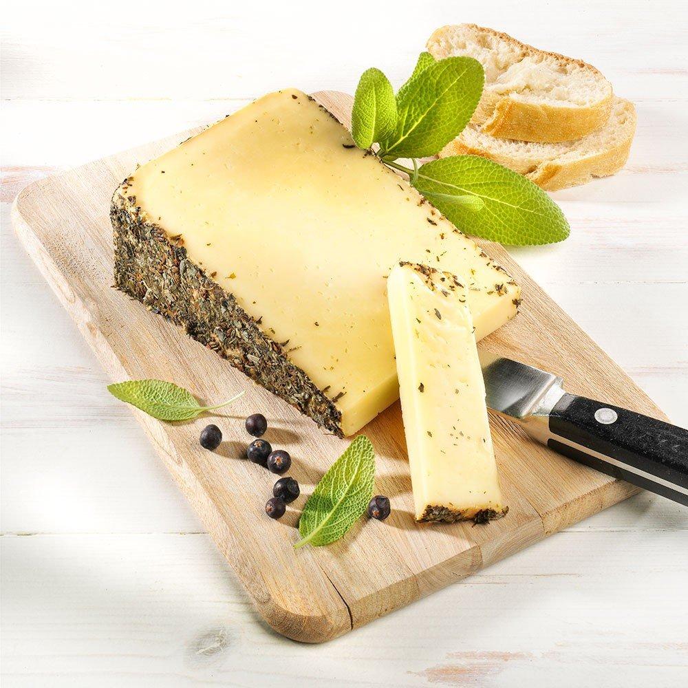 Baldauf Käse Gewürzhexe, im Stück