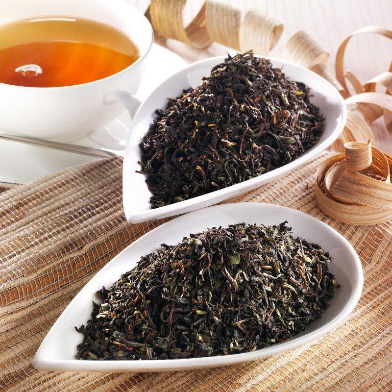 Rauf Tee Schwarzer Tee Darjeeling First Flush