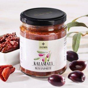 Anemos Kalamata Olivenpaste