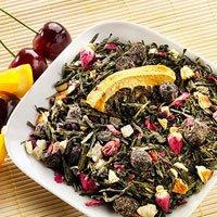 Aromatisierter Tee