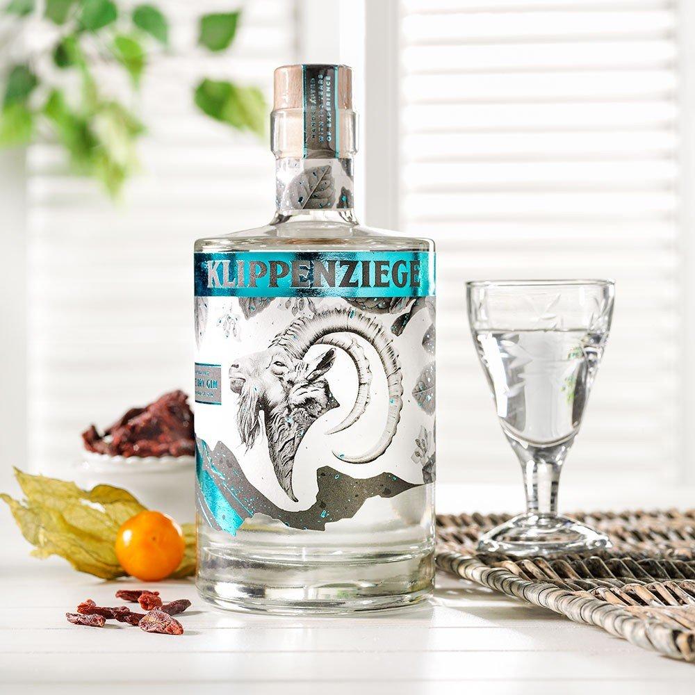 Klippenziege Mate Dry Gin
