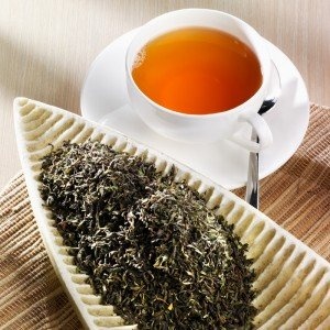 Schwarzer Tee Darjeeling First Flush Lingia FTGFOP1 Bio