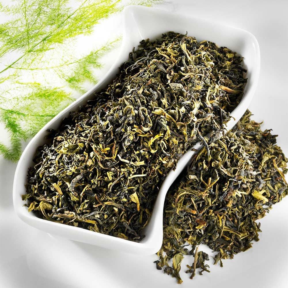 Grüner Tee Darjeeling Tumsong FTGFOP1 Bio