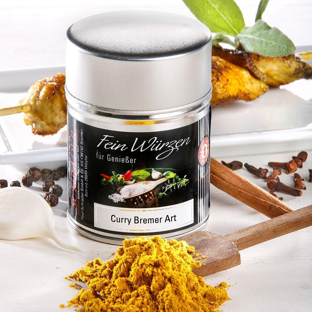 Curry Bremer Art pikant-scharf