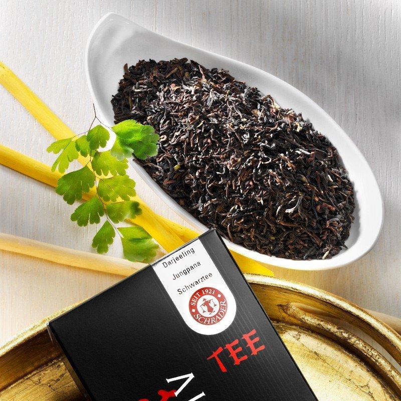Schwarzer Tee Darjeeling Second Flush Jungpana ...