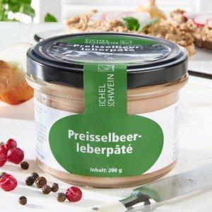 Preiselbeer-Leberpaté