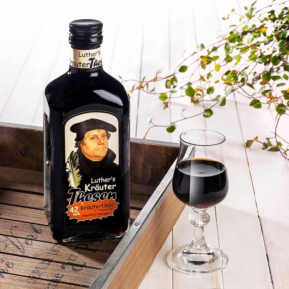 Luther's Kräuter Thesen Kräuterlikör