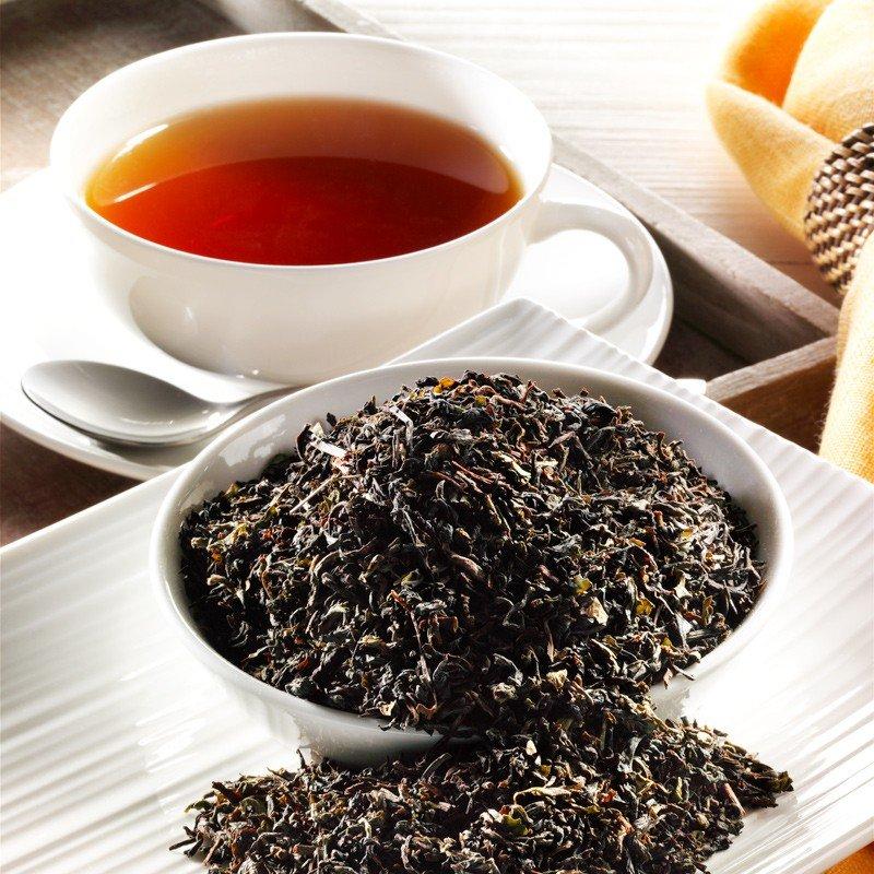 Rauf Tee Schwarzer Tee Darjeeling FOP