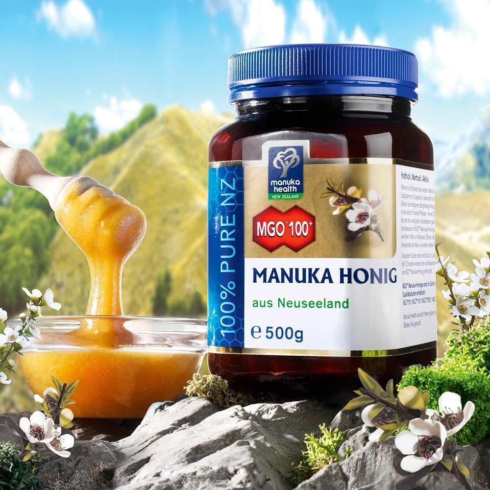 Manuka Honig MGO™ 100+