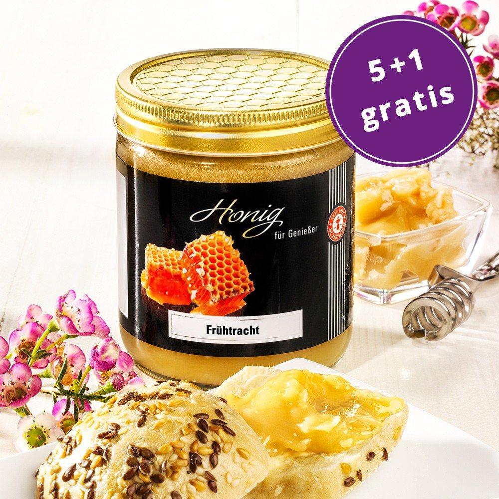 Honig Deutsche Frühtracht 5+1