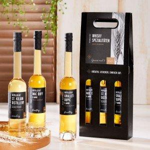 Probierset Whisky-Klassiker 3er-Set