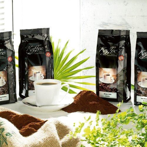 kaffee online bestellen schrader genussversand. Black Bedroom Furniture Sets. Home Design Ideas
