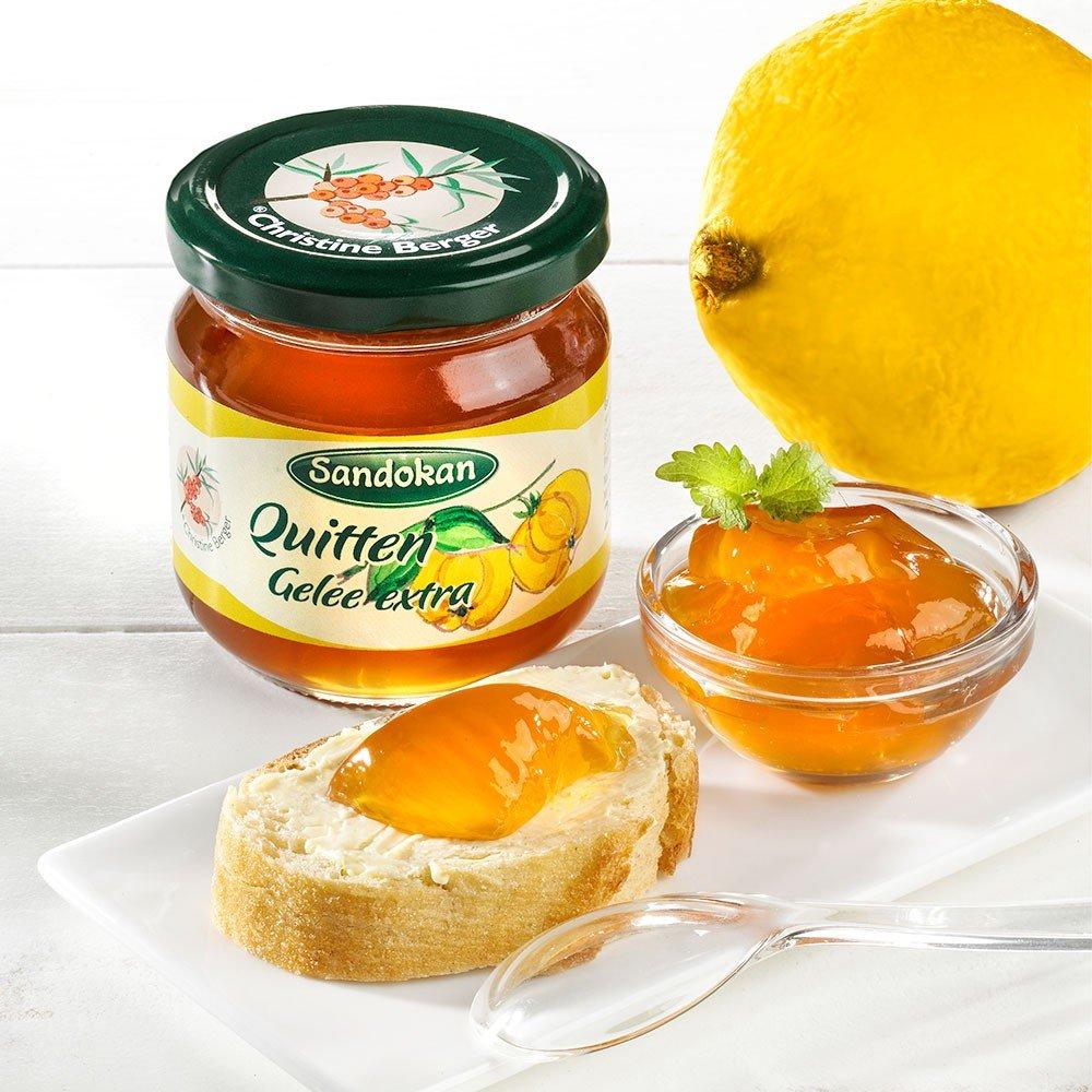 Sandokan Quitten-Gelee extra