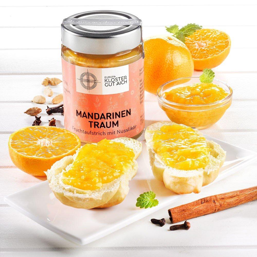 Fruchtaufstrich Mandarinentraum