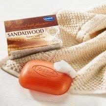 Sandelholz-Seife